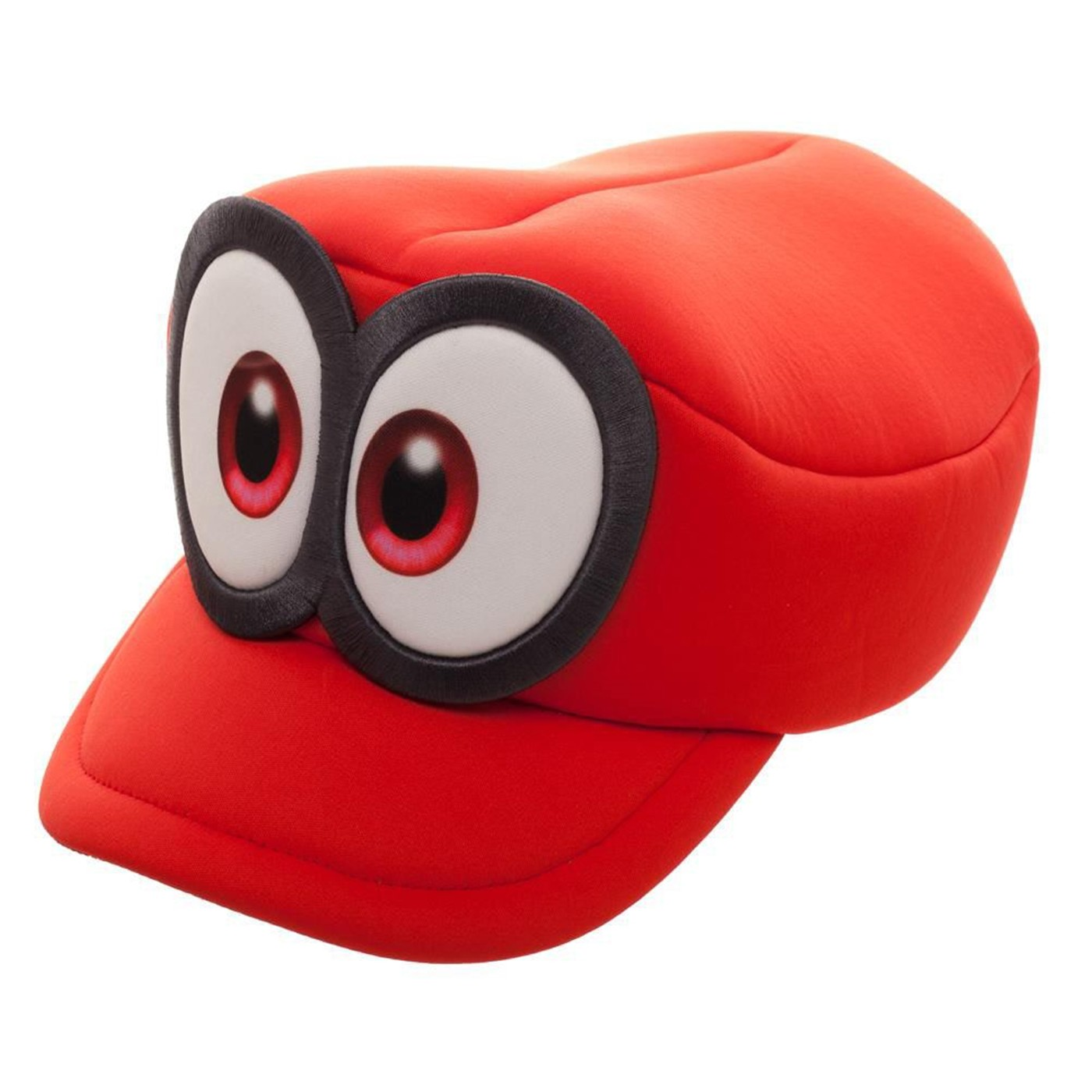 Mario Odyssey Cosplay Red Hat