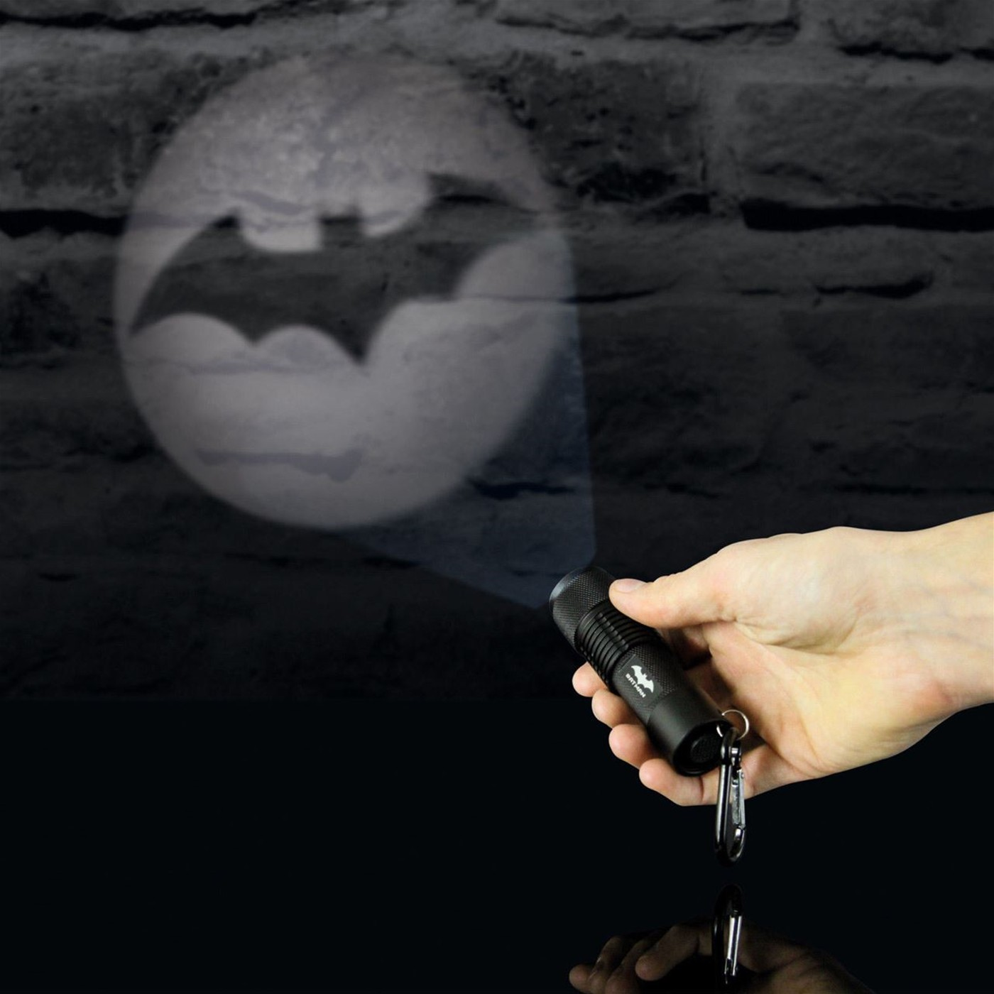 Batman Handheld Projection Torch V2