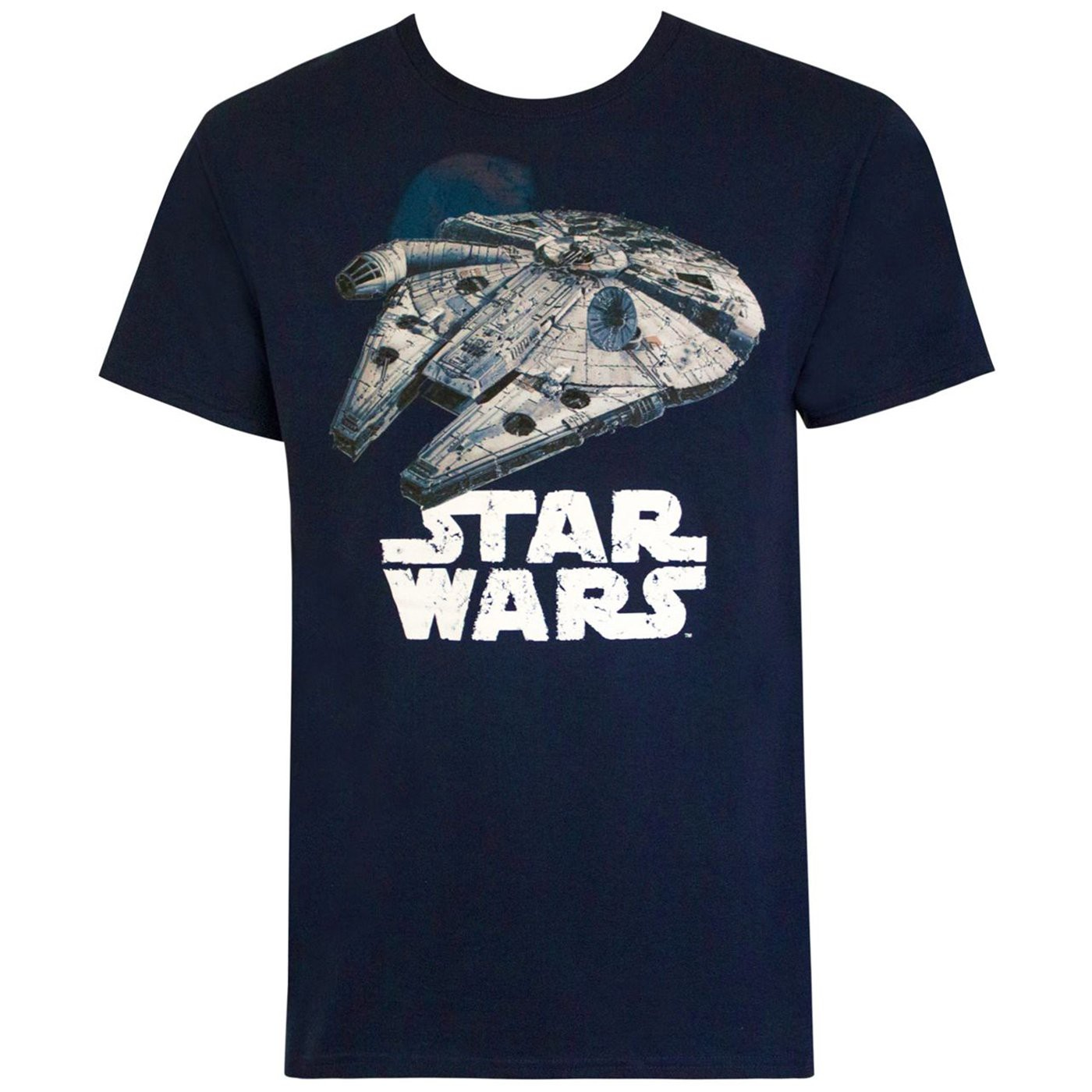 Star Wars The Falcon Men's T-Shirt