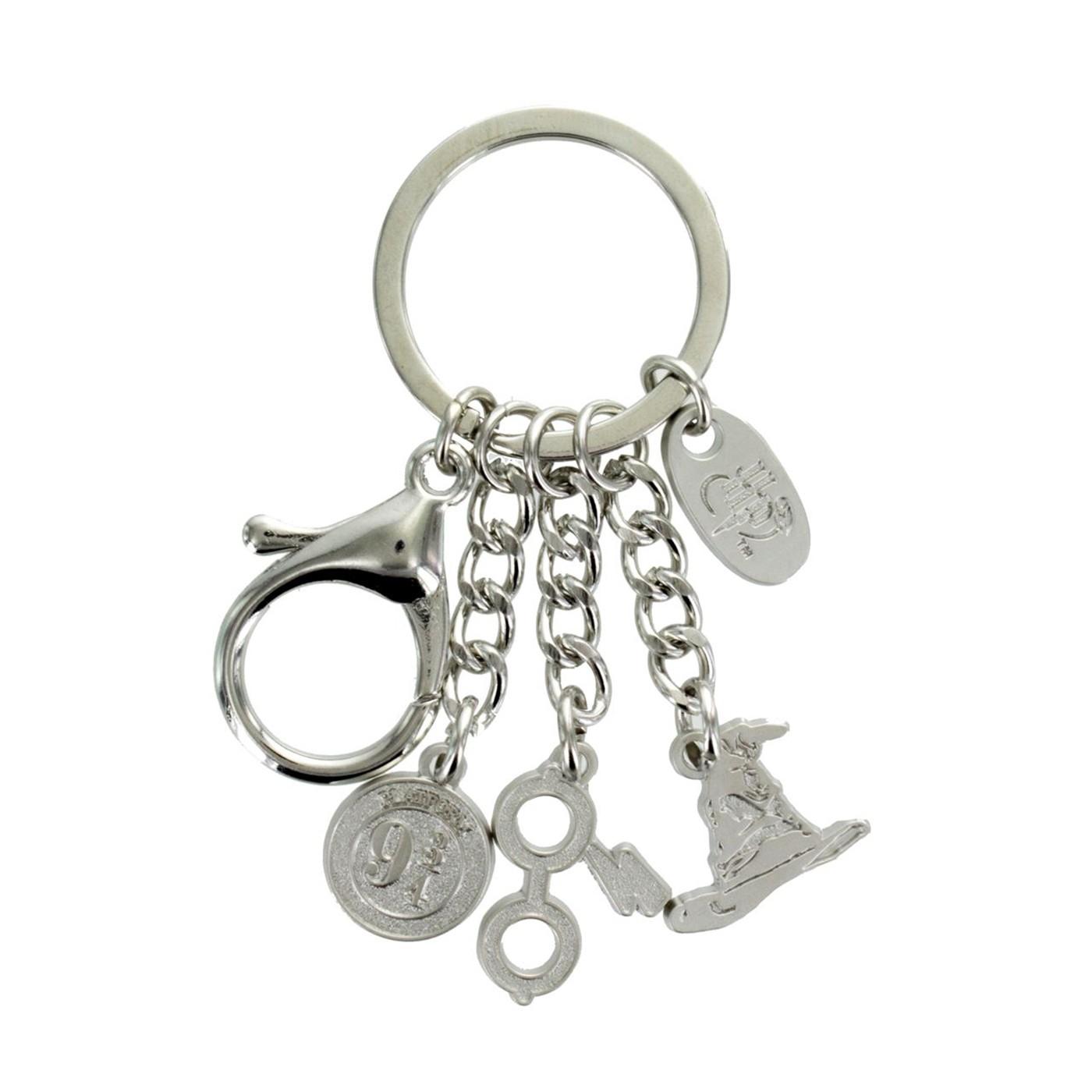 Harry Potter Charm Keychain