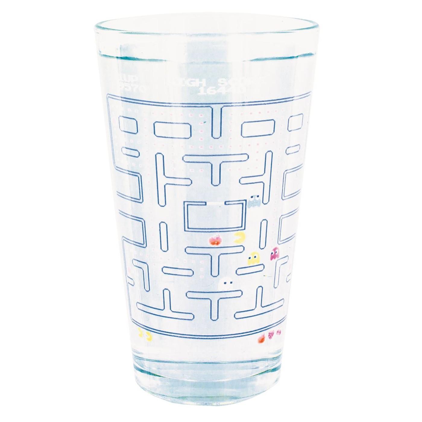 Pac-Man Color Change Glass