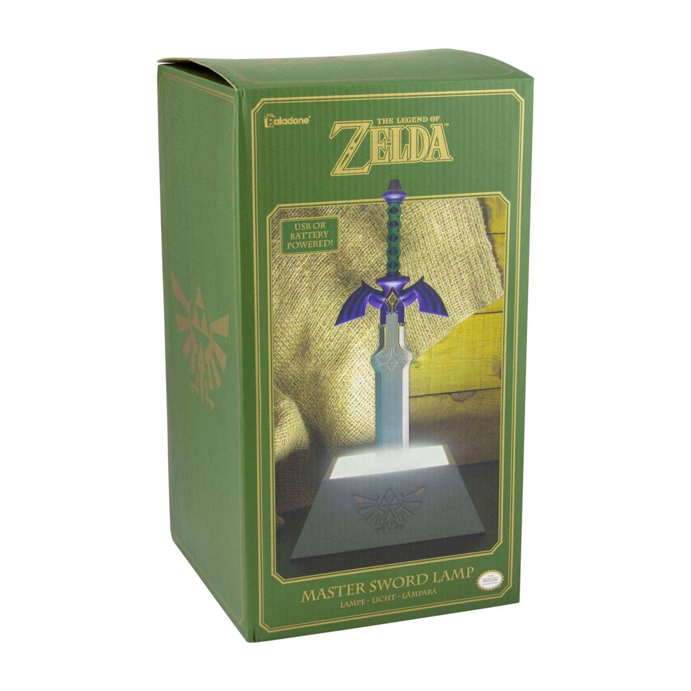 Zelda Master Sword Light