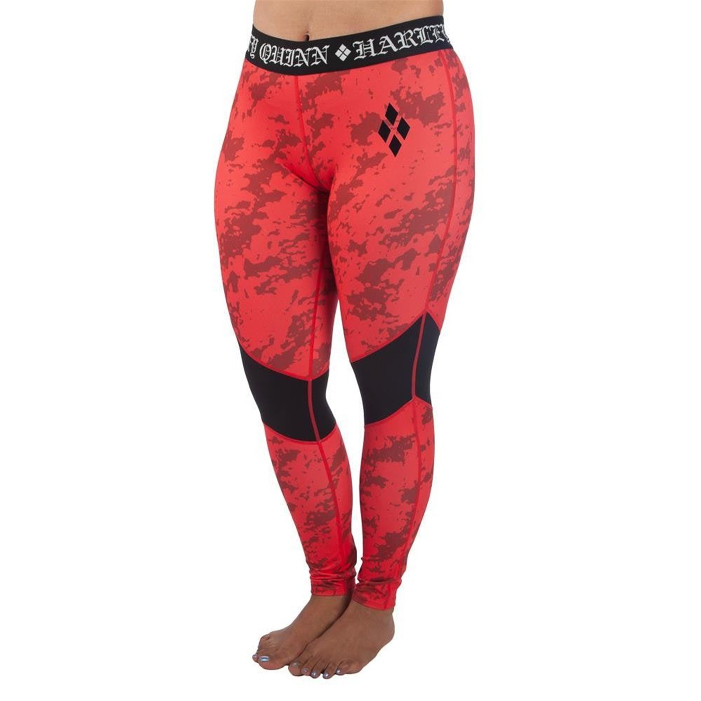 Harley Quinn Women's Active Leggings