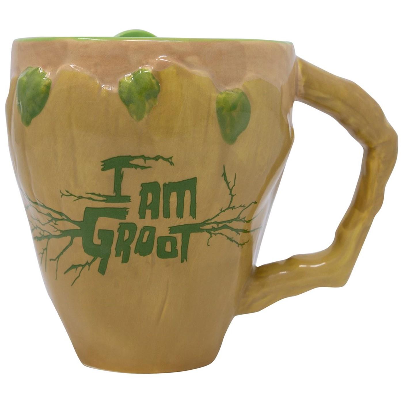 Guardians of the Galaxy Groot Mug