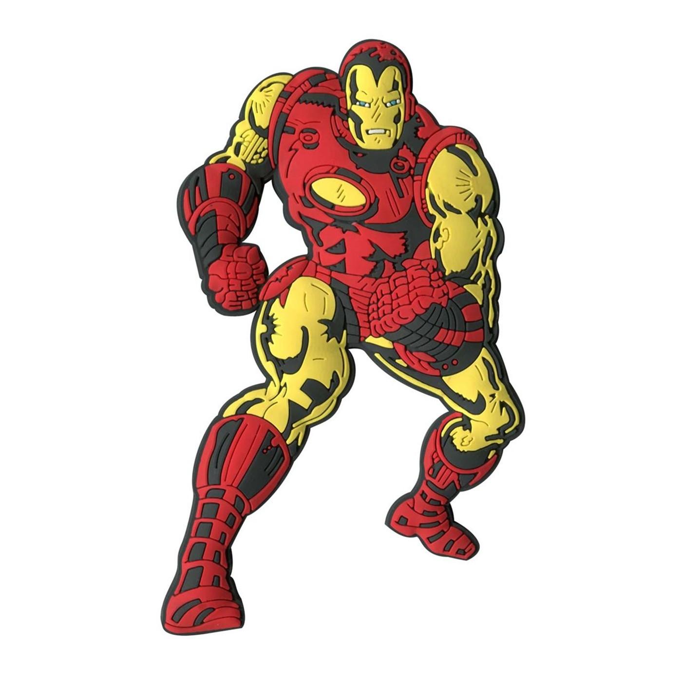 Iron Man Character Magnet