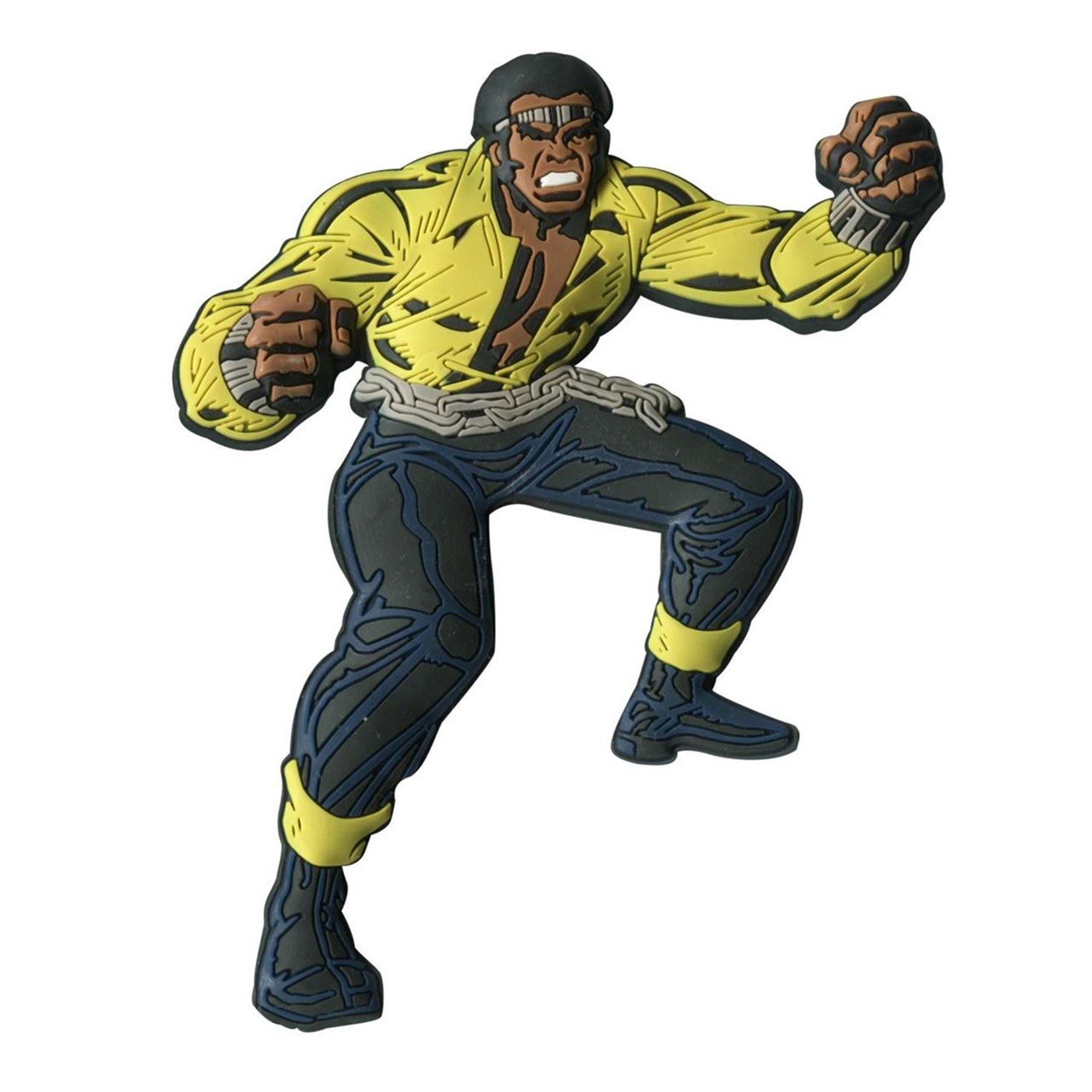 Power Man Character Magnet