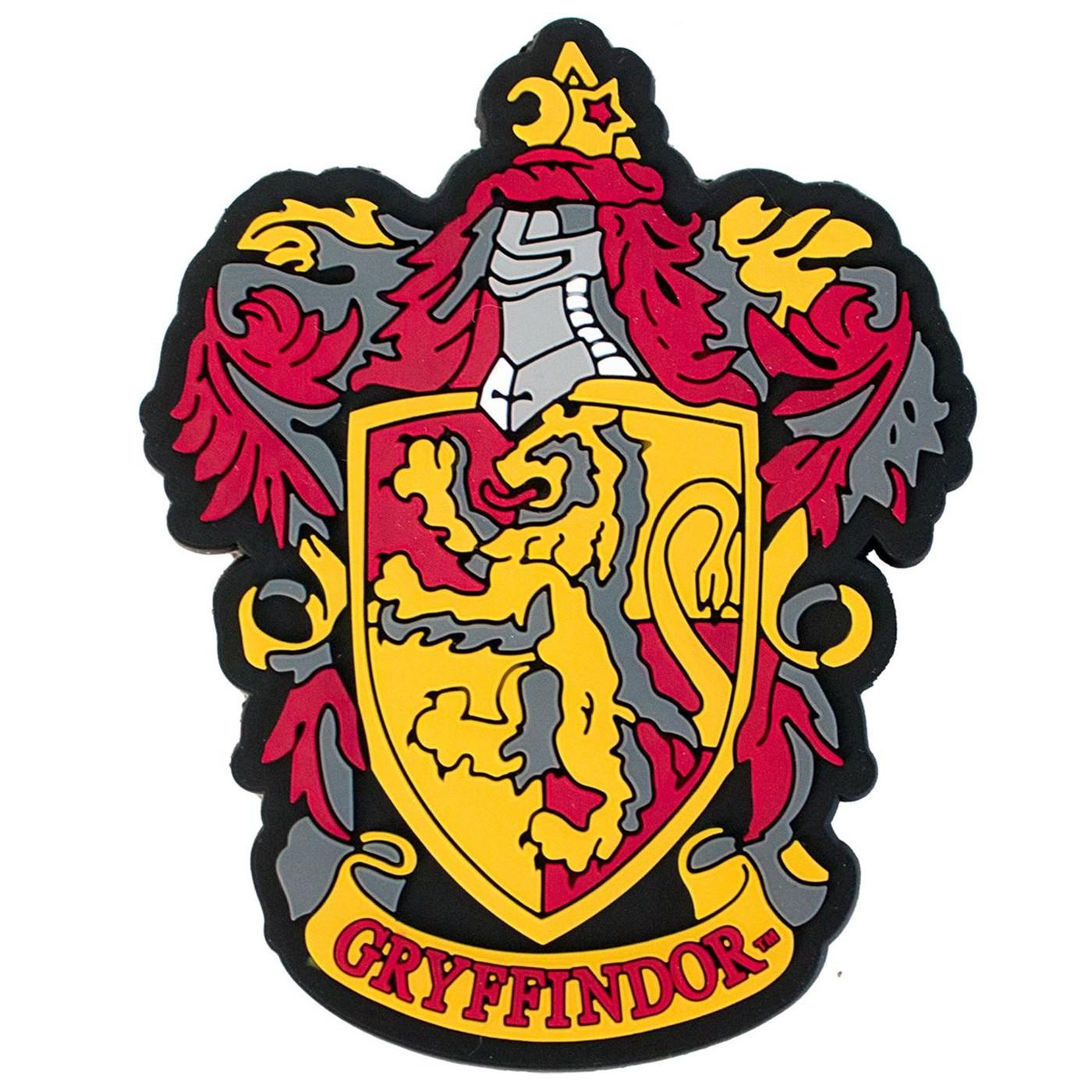 Harry Potter Magnet: Gryffindor