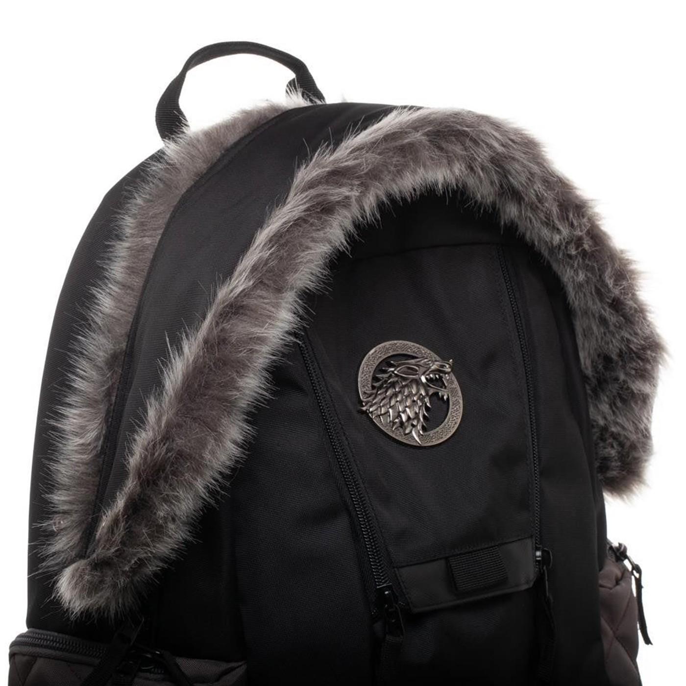 Game of Thrones Stark Inspired Backpack