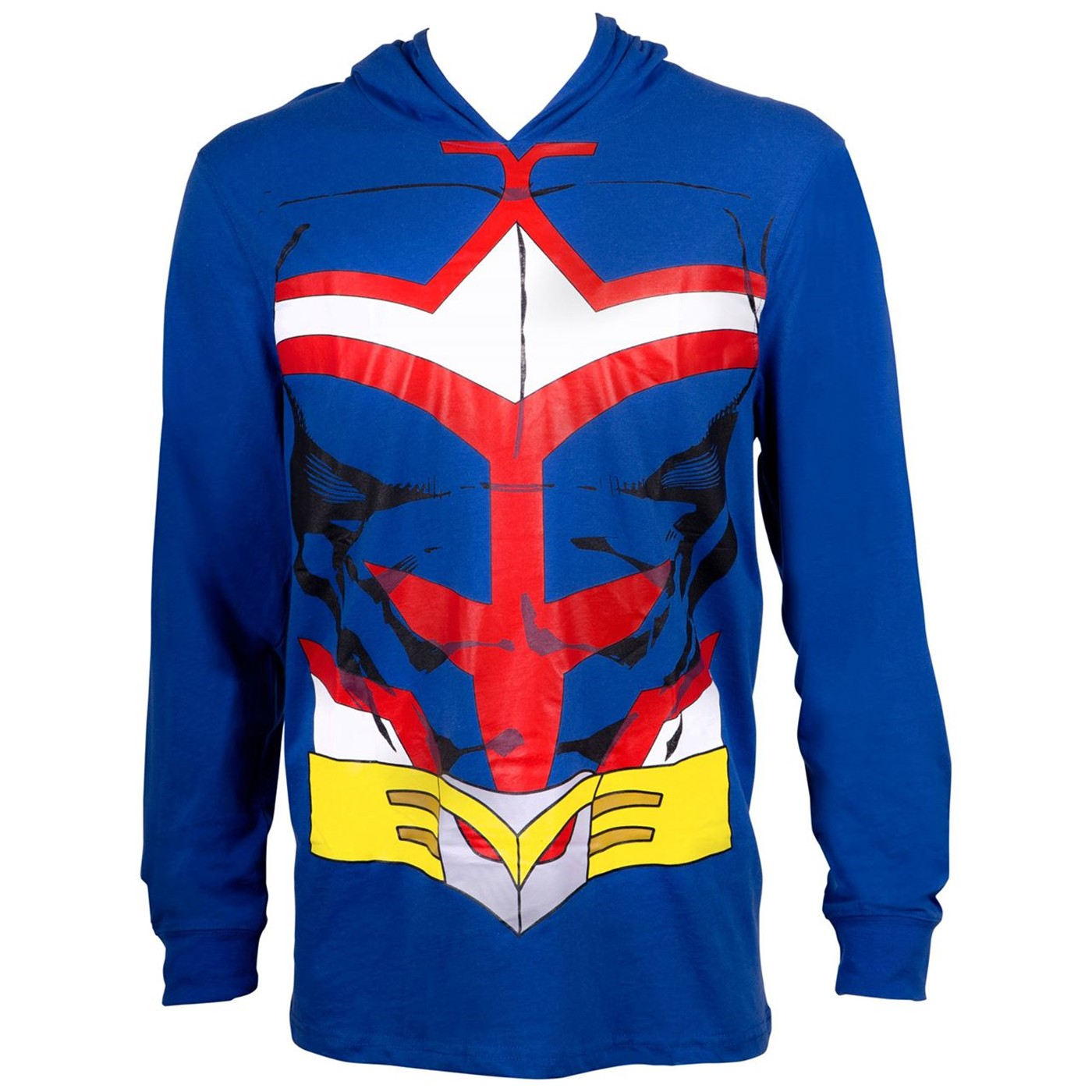 My Hero Academia All Might Suit Up Hoodie