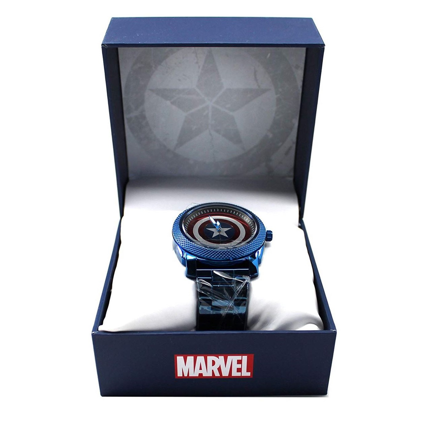 Captain America Stainless Steel Watch