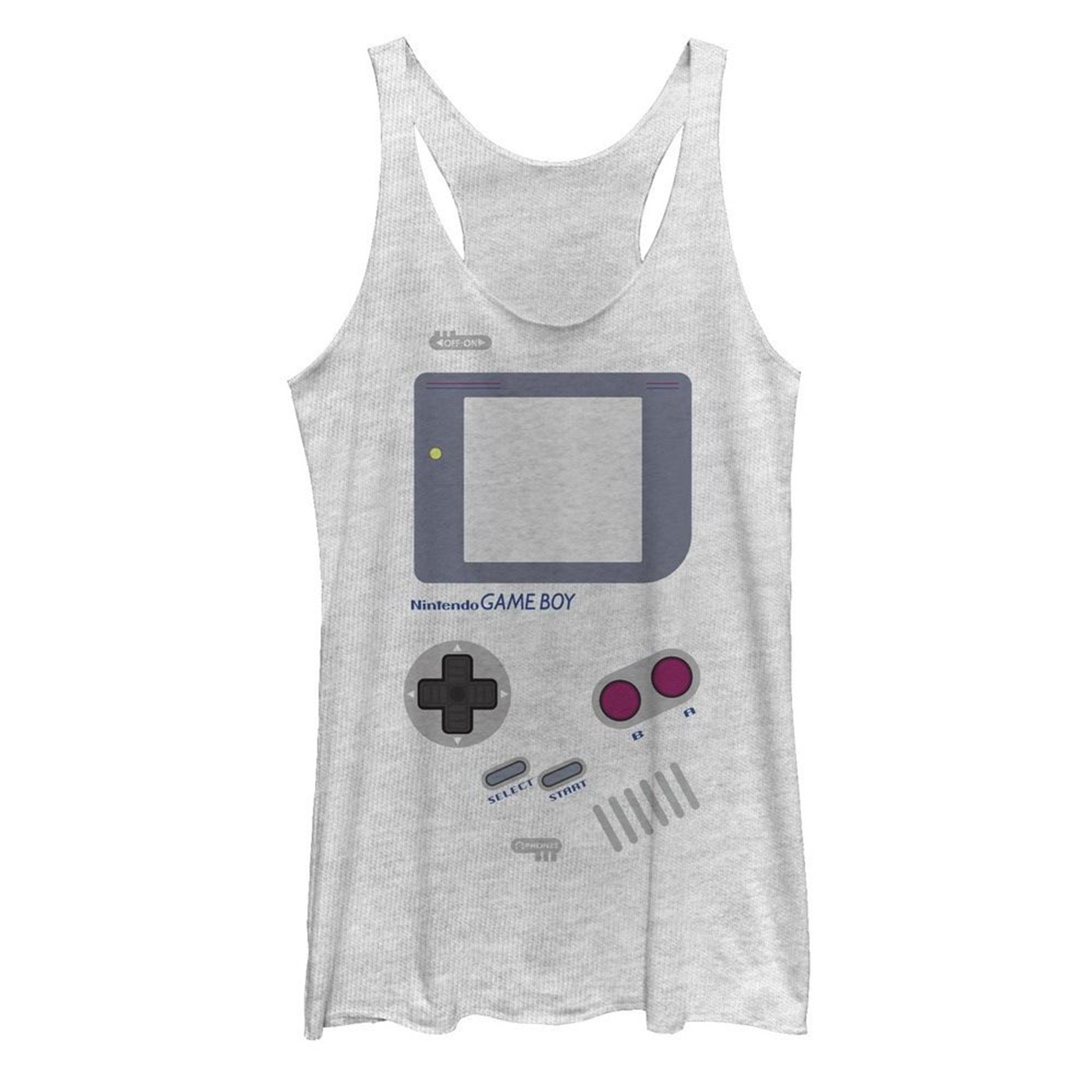 Nintendo Gameboy Women's Tank Top