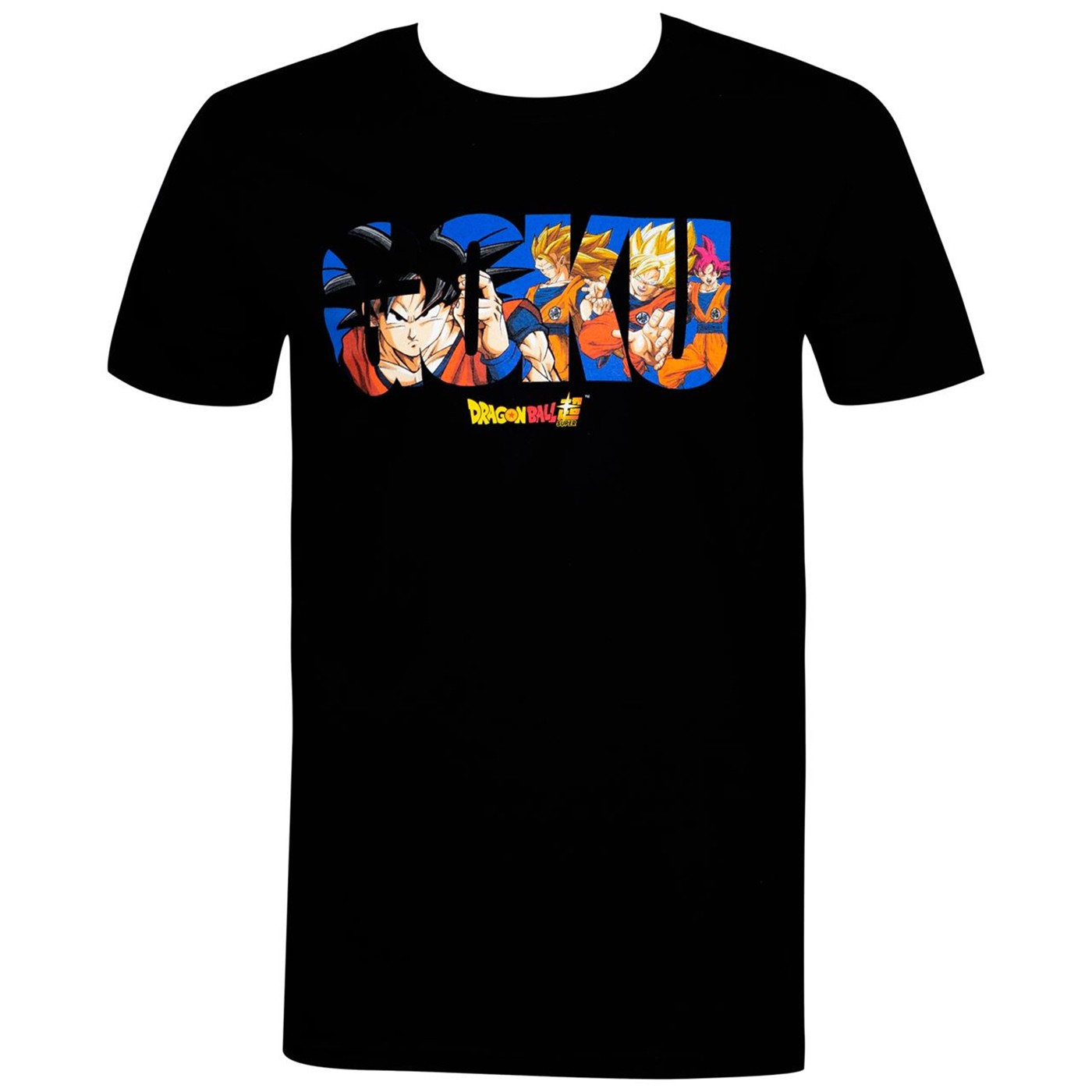 Best Dragon Ball Super Goku Sayian Levels Men's T-Shirt