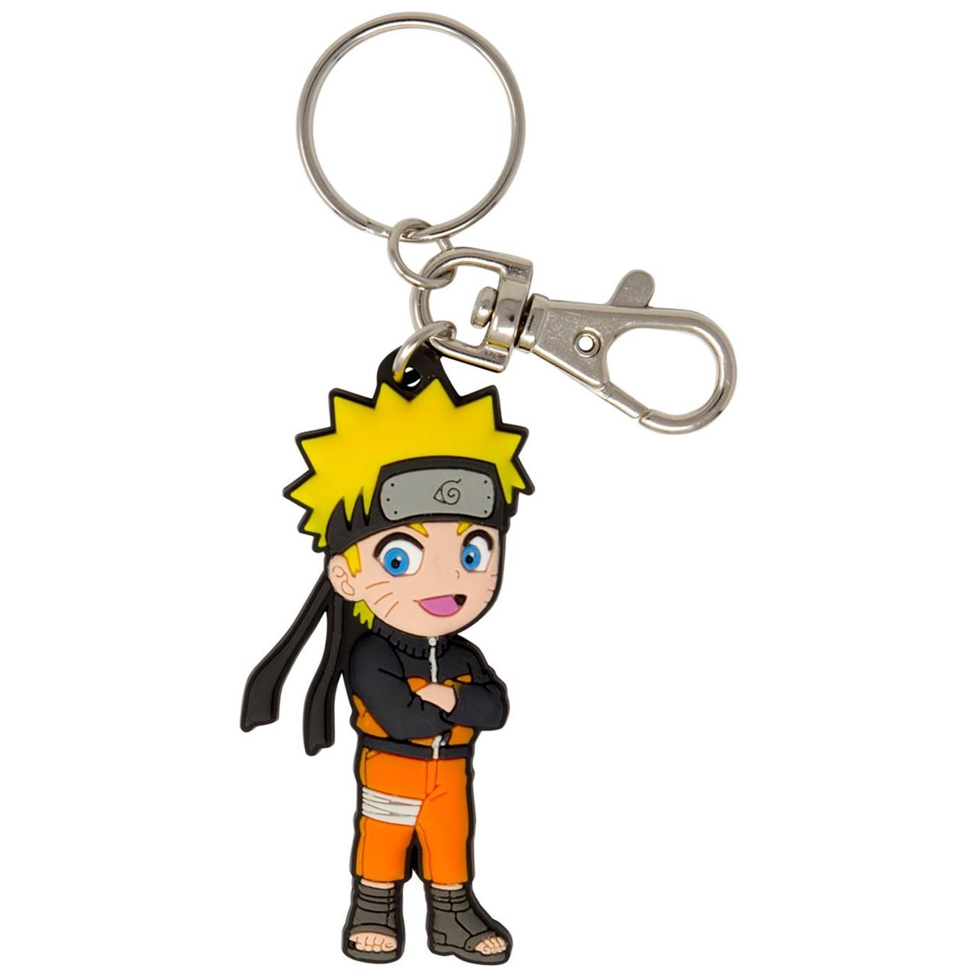 Naruto Shippuden Keychain