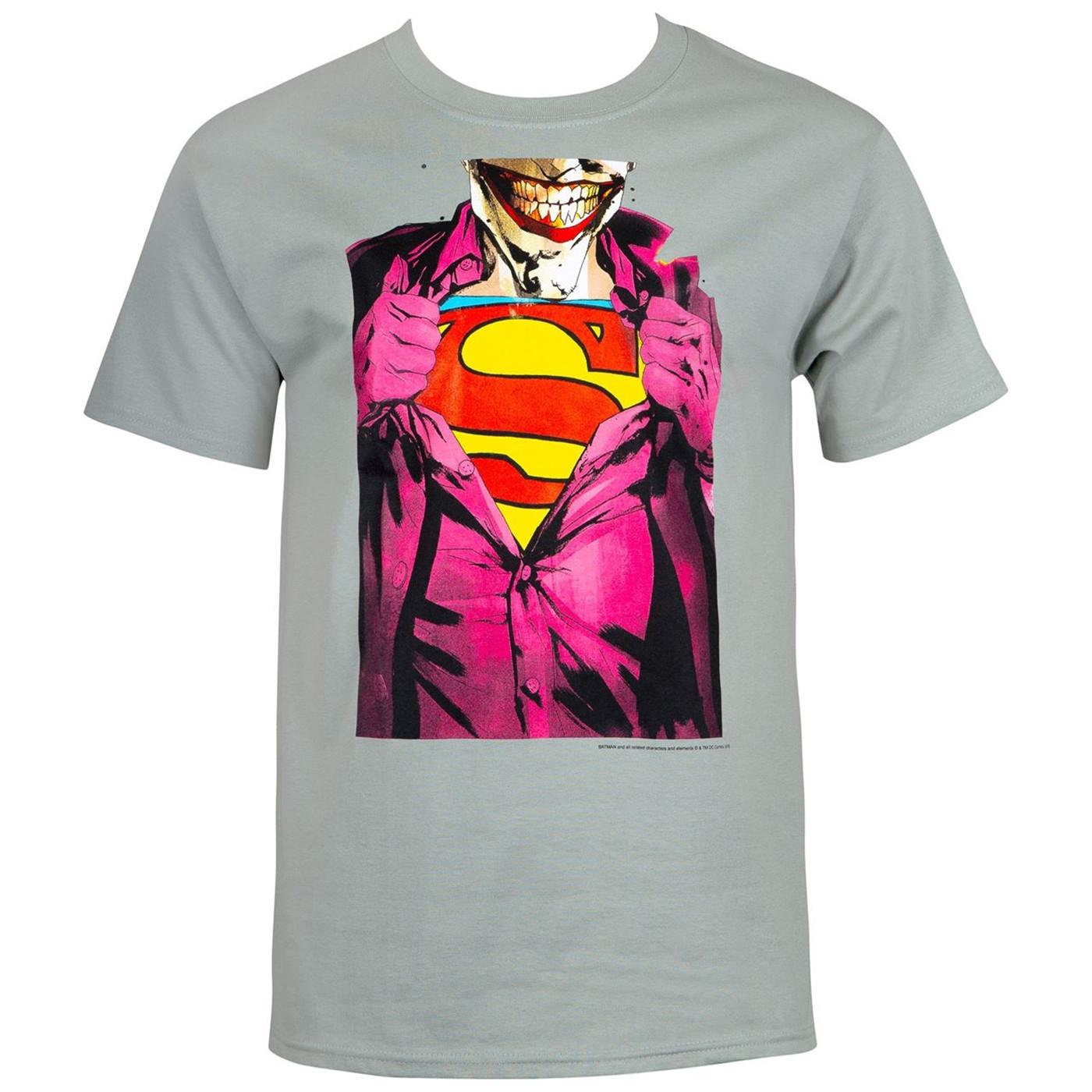 Joker Exposed Men's T-Shirt