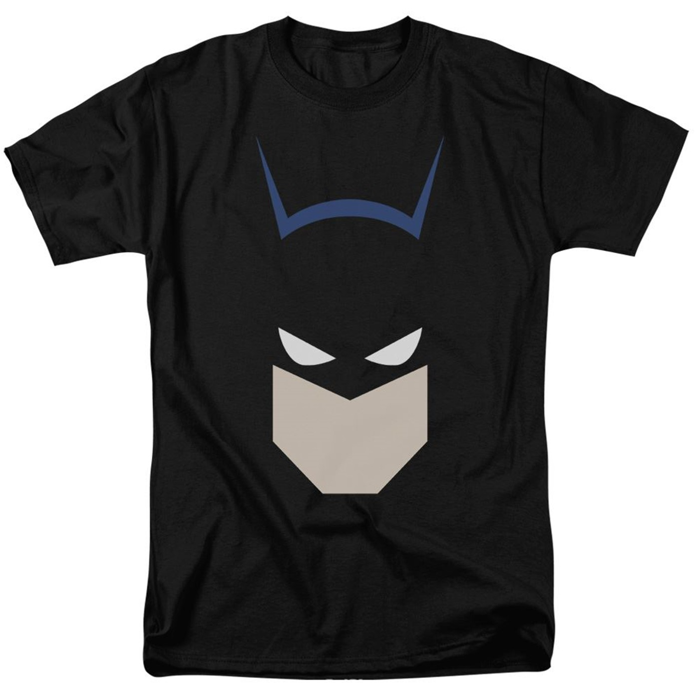 Bat Head Batman Men's T-Shirt