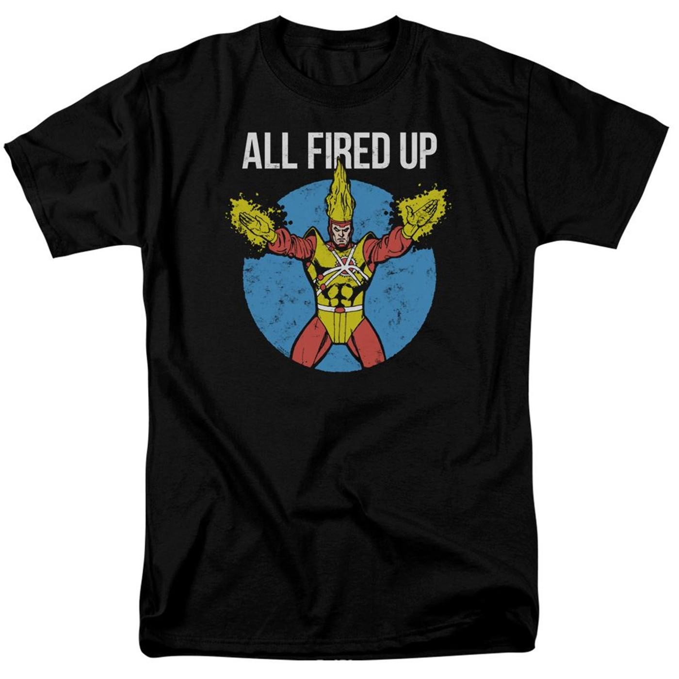 Firestorm Party Men's T-Shirt