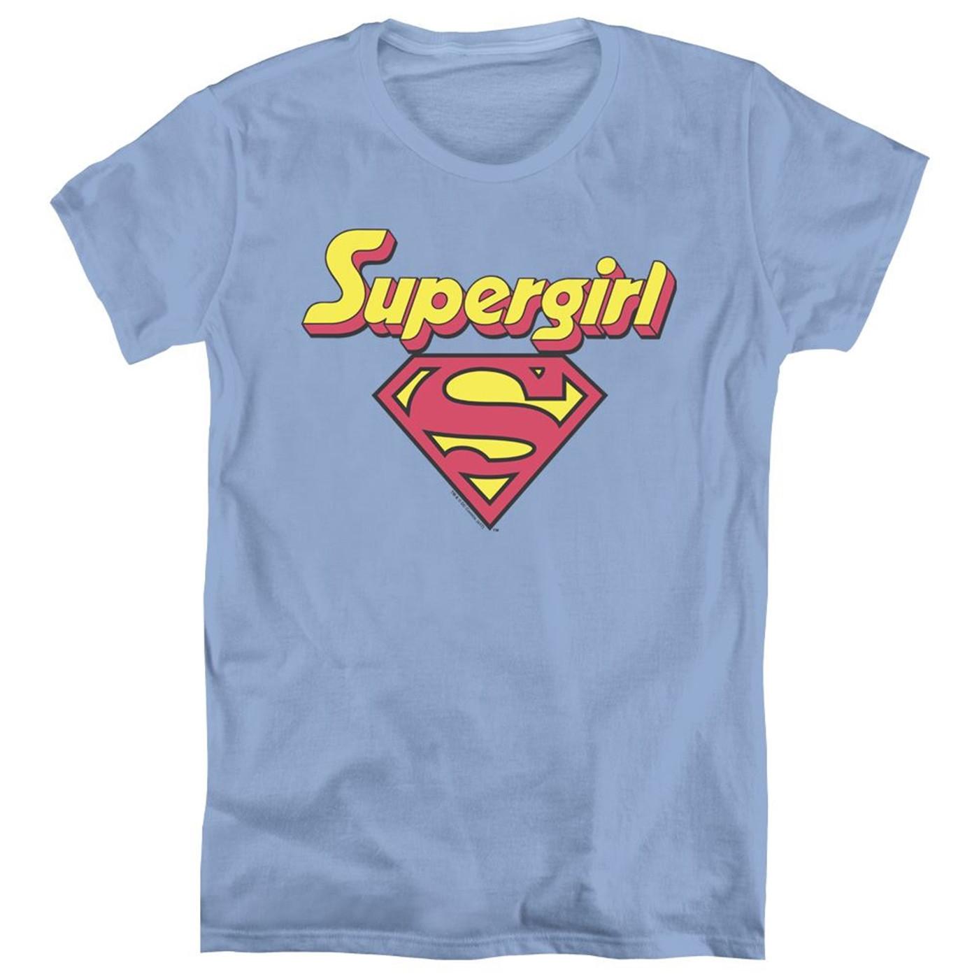 I'm a Supergirl Women's T-Shirt