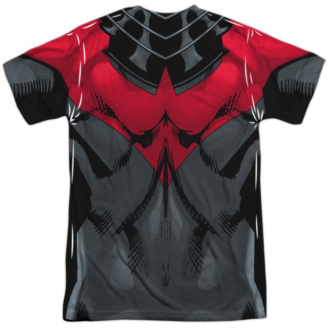 Nightwing 52 Costume Sublimated Men's T-Shirt
