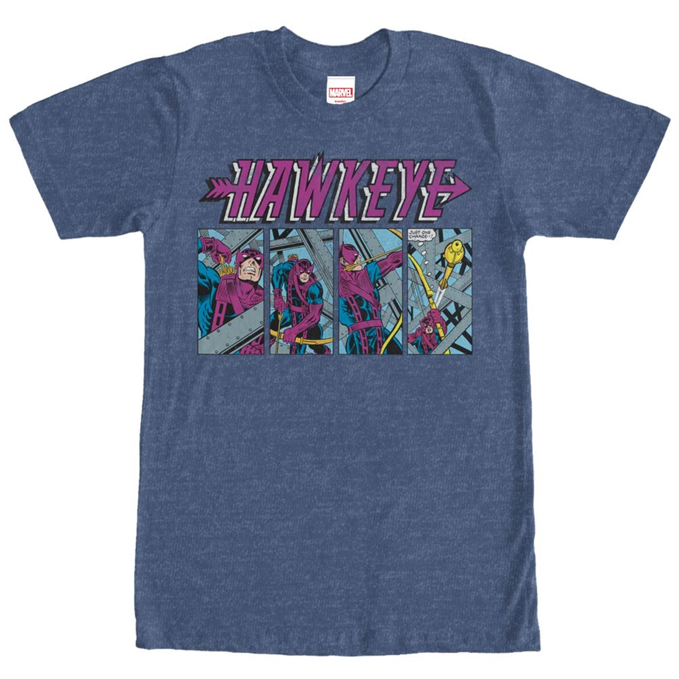 Hawkeye Comic Book One Shot Men's T-Shirt