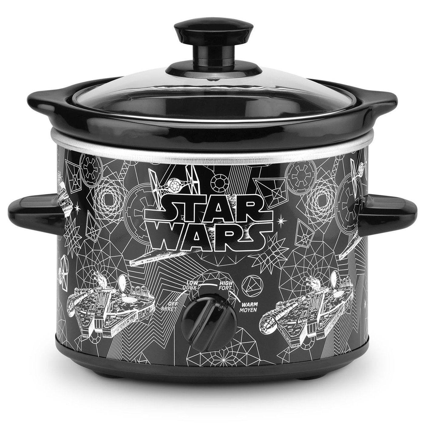Star Wars 2-Quart Slow Cooker