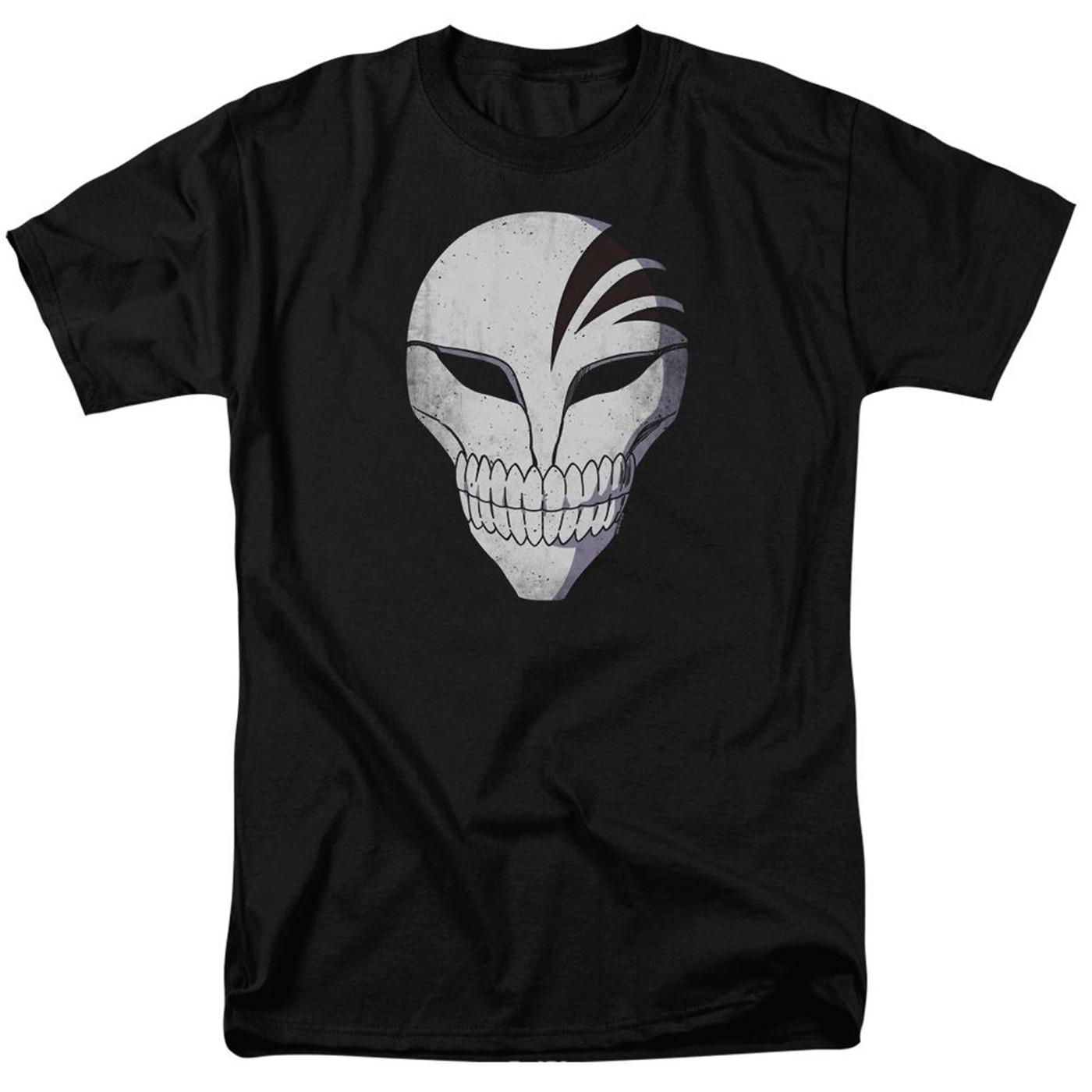 Bleach Mask Men's Black T-Shirt