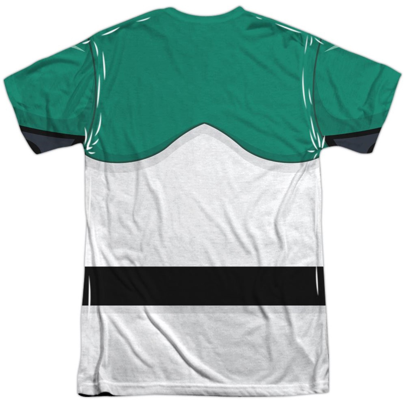 Voltron Pidge Costume Sublimated Front and Back T-Shirt