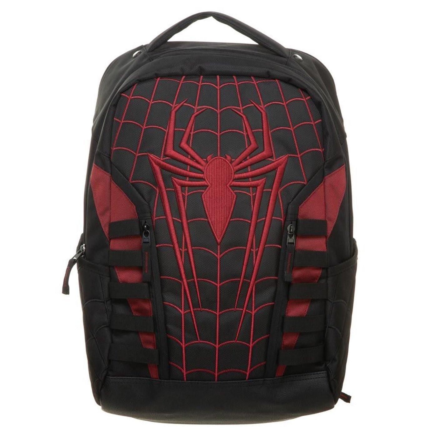 Marvel Spider-Man Built Up Backpack