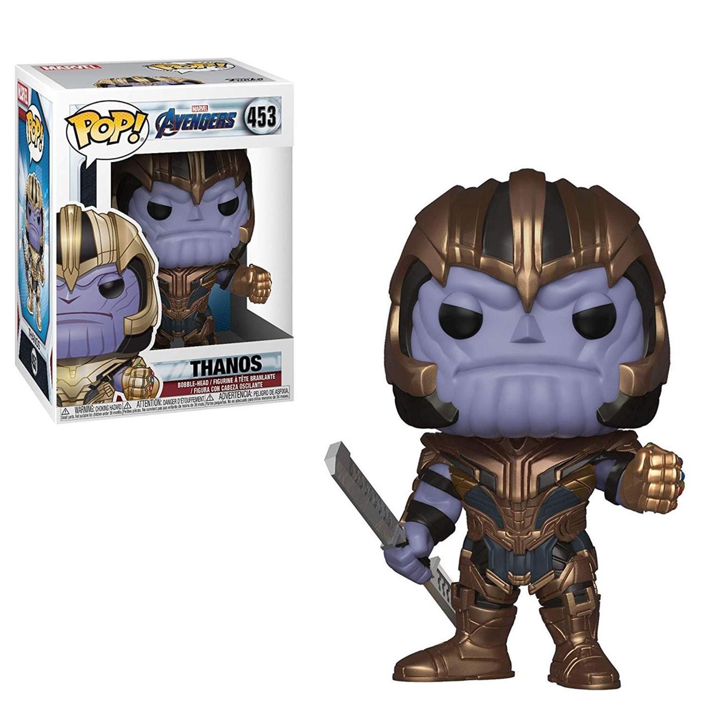 Funko POP Marvel Avengers Endgame: Thanos