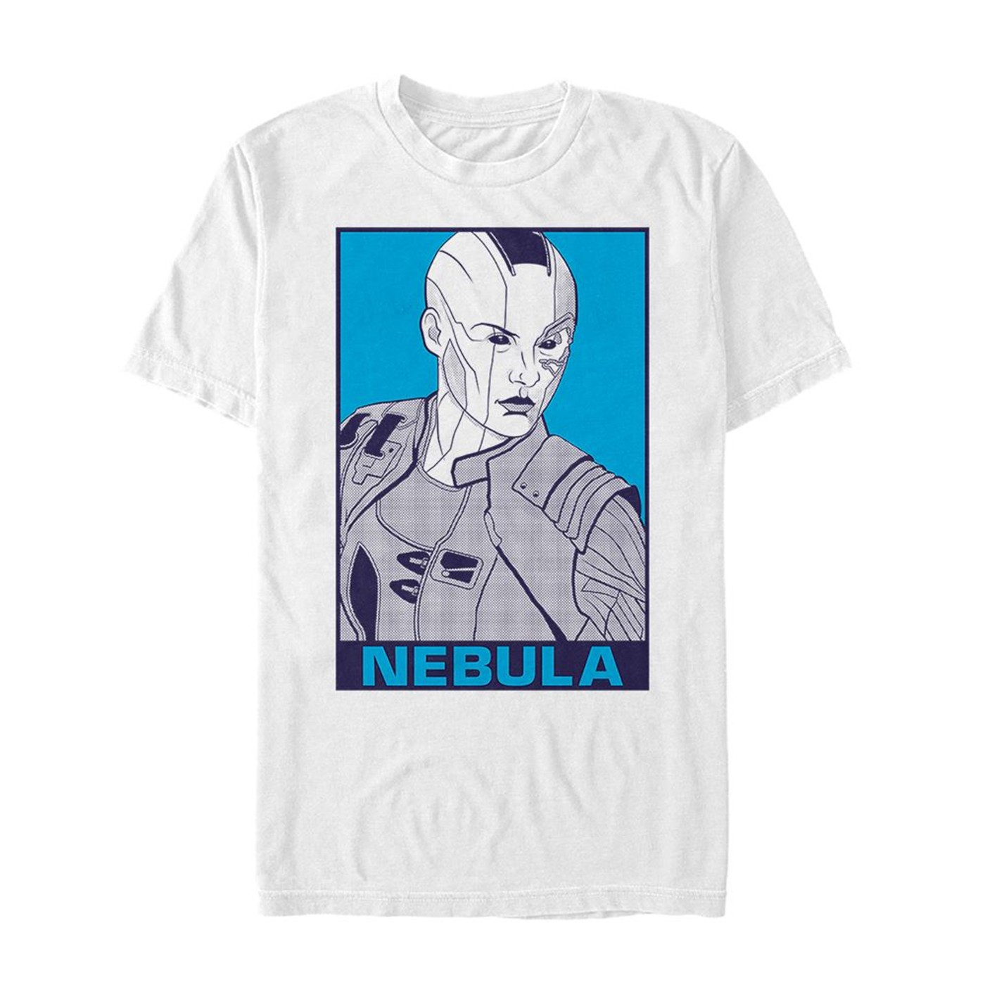 Avengers Endgame Nebula Color Pop T-Shirt