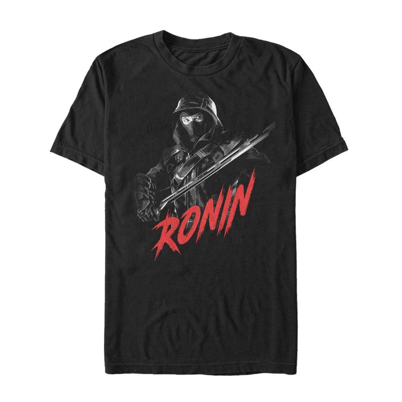 Avengers Endgame Ronin Heroic Shot Men's T-Shirt