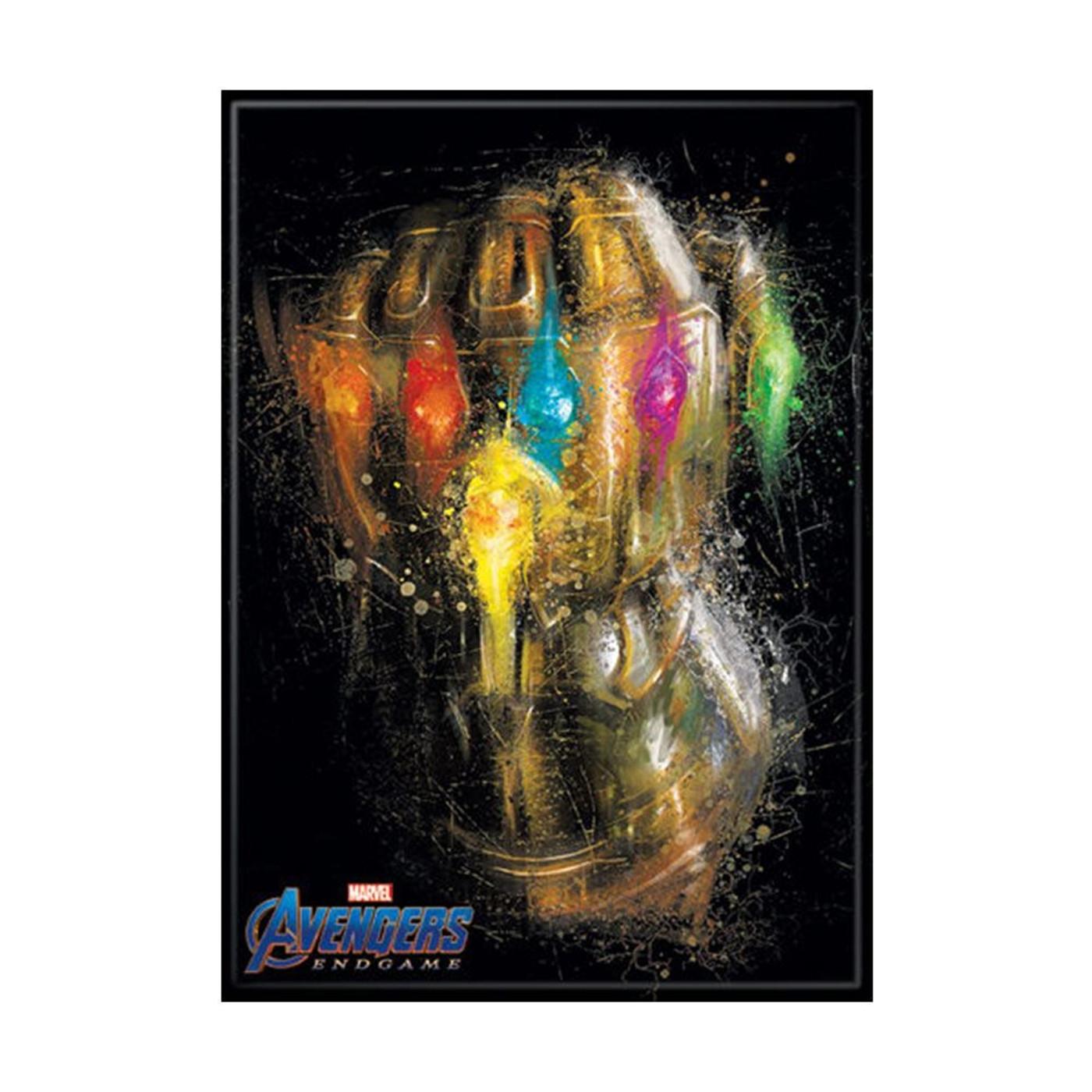 Avengers Endgame Infinity Gauntlet Magnet