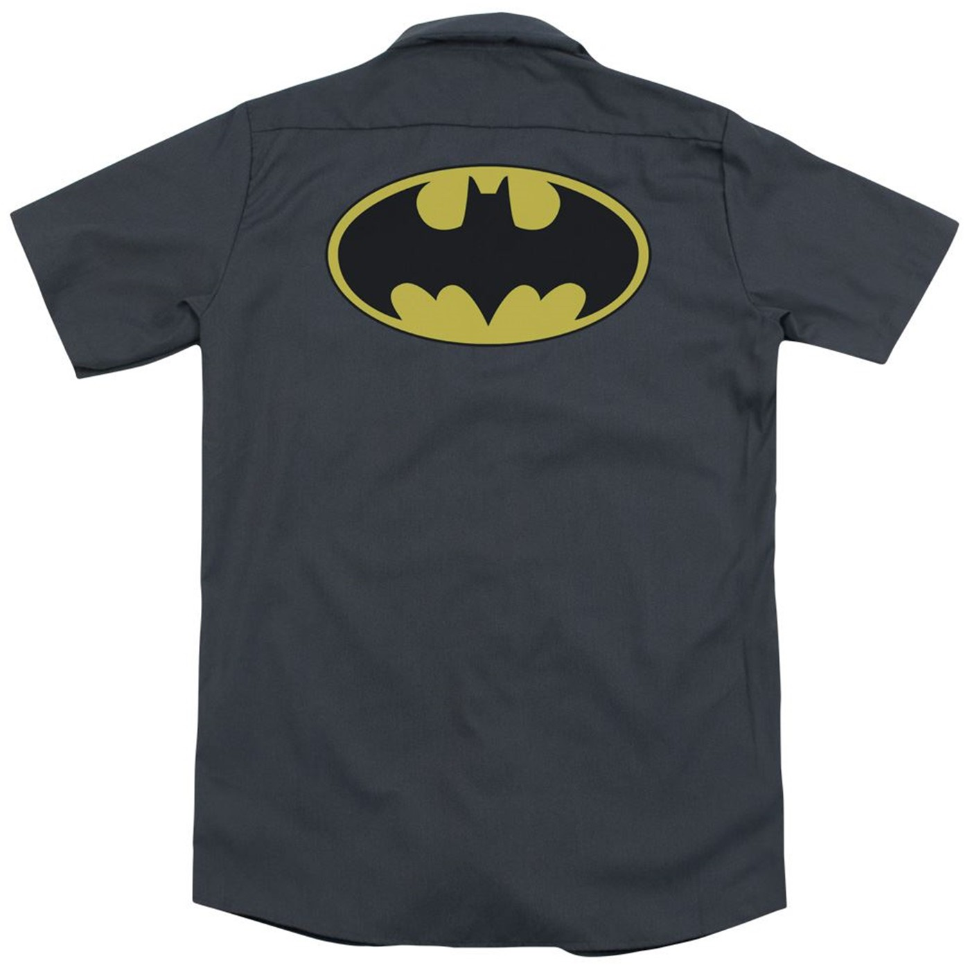 Batman Symbol Work Shirt
