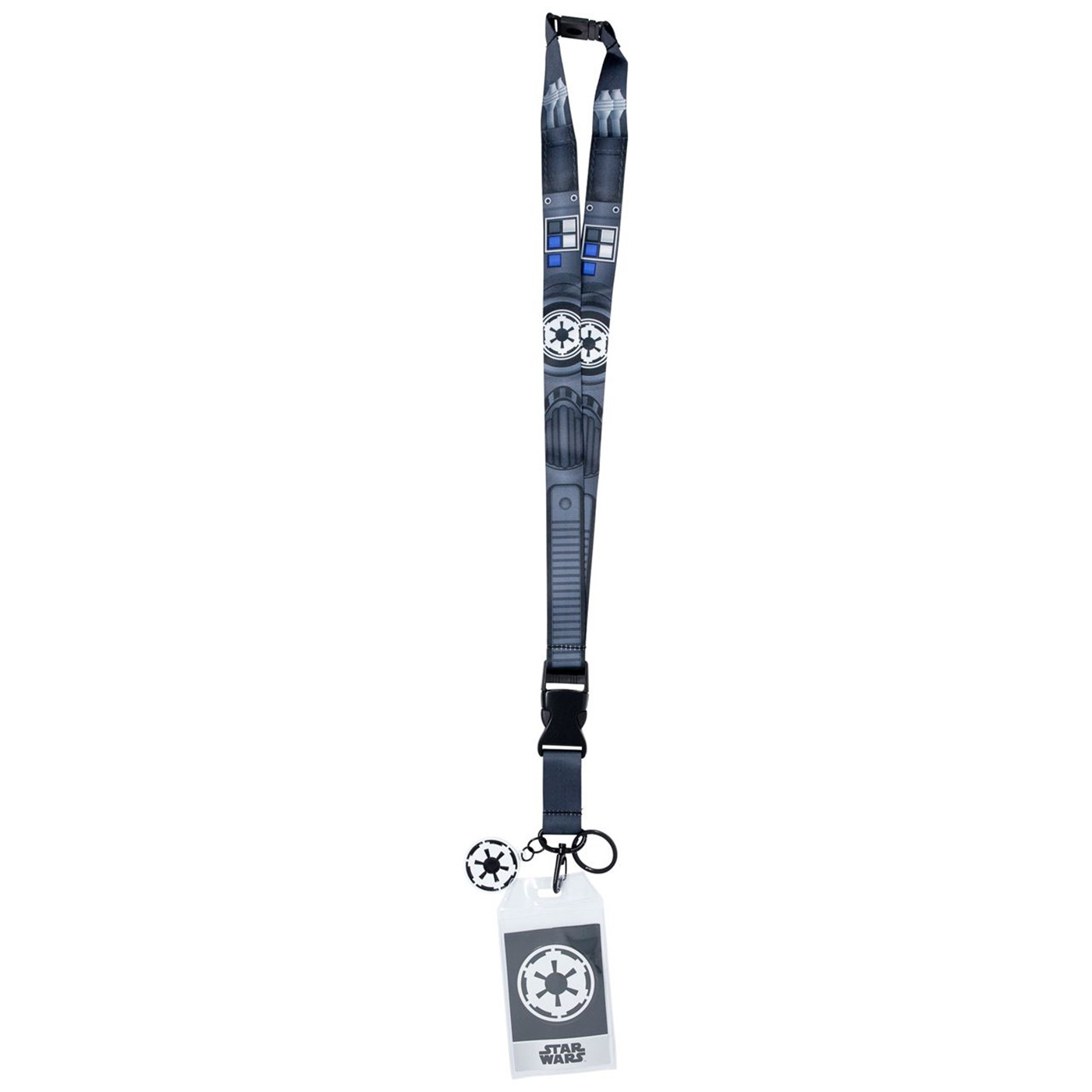 Heroes and Villains Tie Fighter Suit Up Lanyard