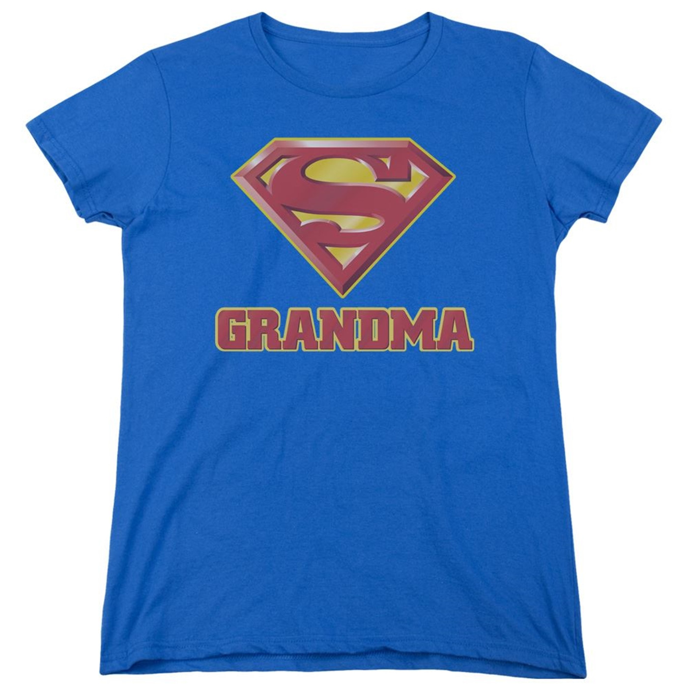 Super Grandma Mother's Day Superman Women's T-Shirt
