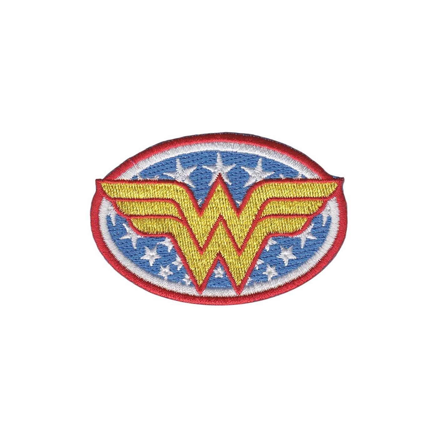 Wonder Woman Emblem Tumbler With Travel Lid 16 oz Tervis® Tumbler