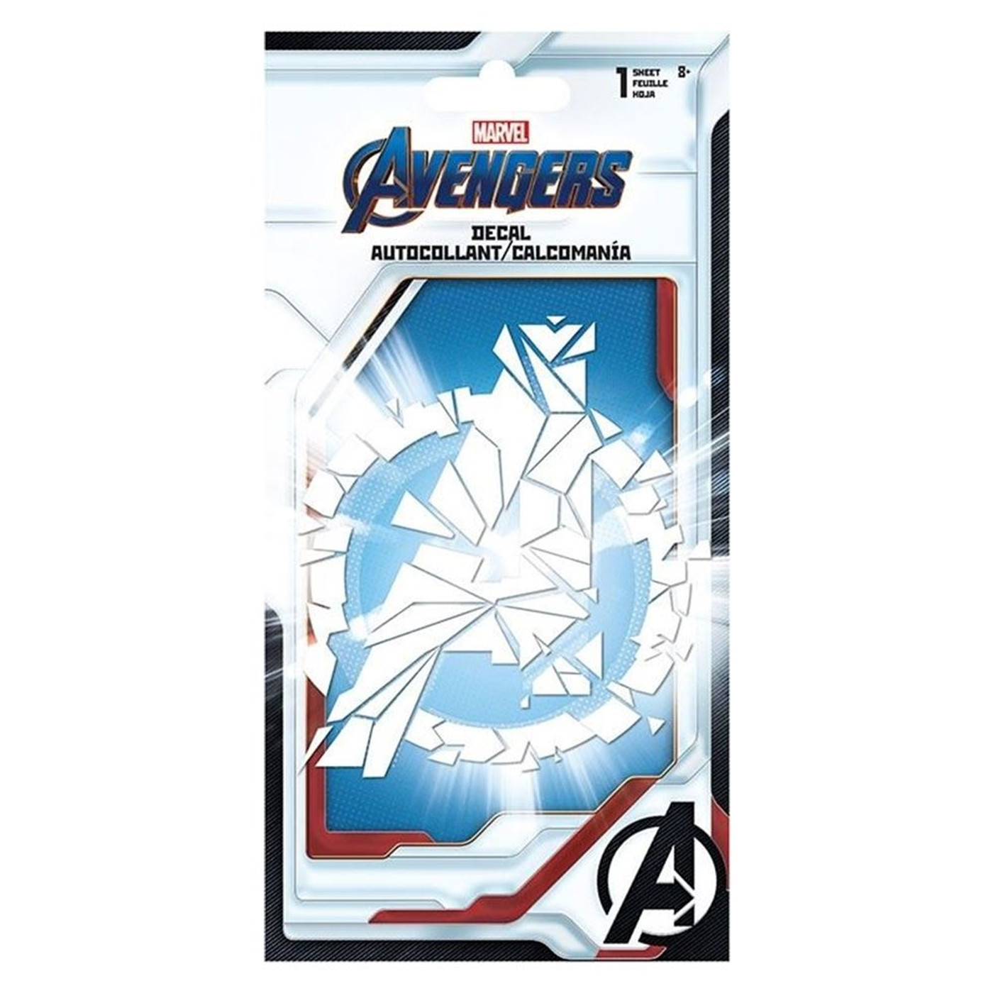Avengers Endgame One Color Decal
