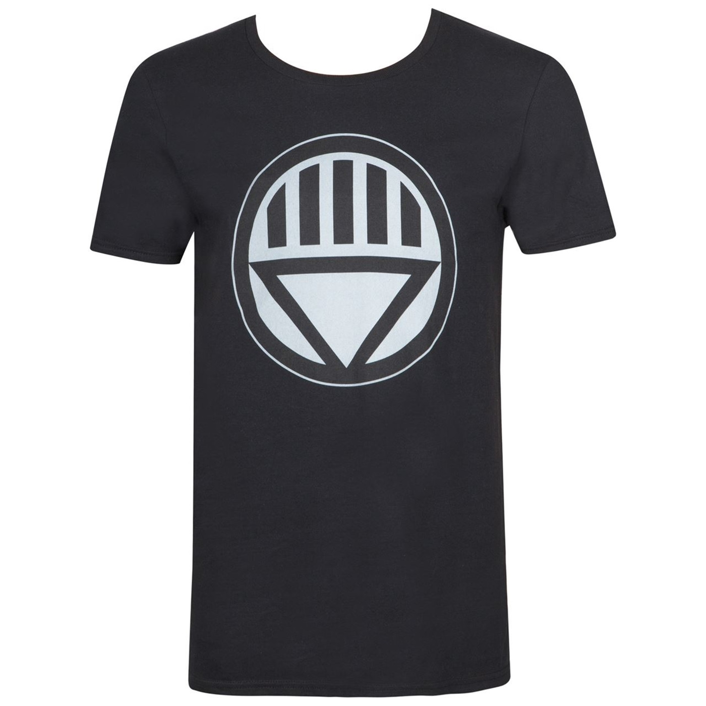 Black Lantern Death Symbol Men's T-Shirt
