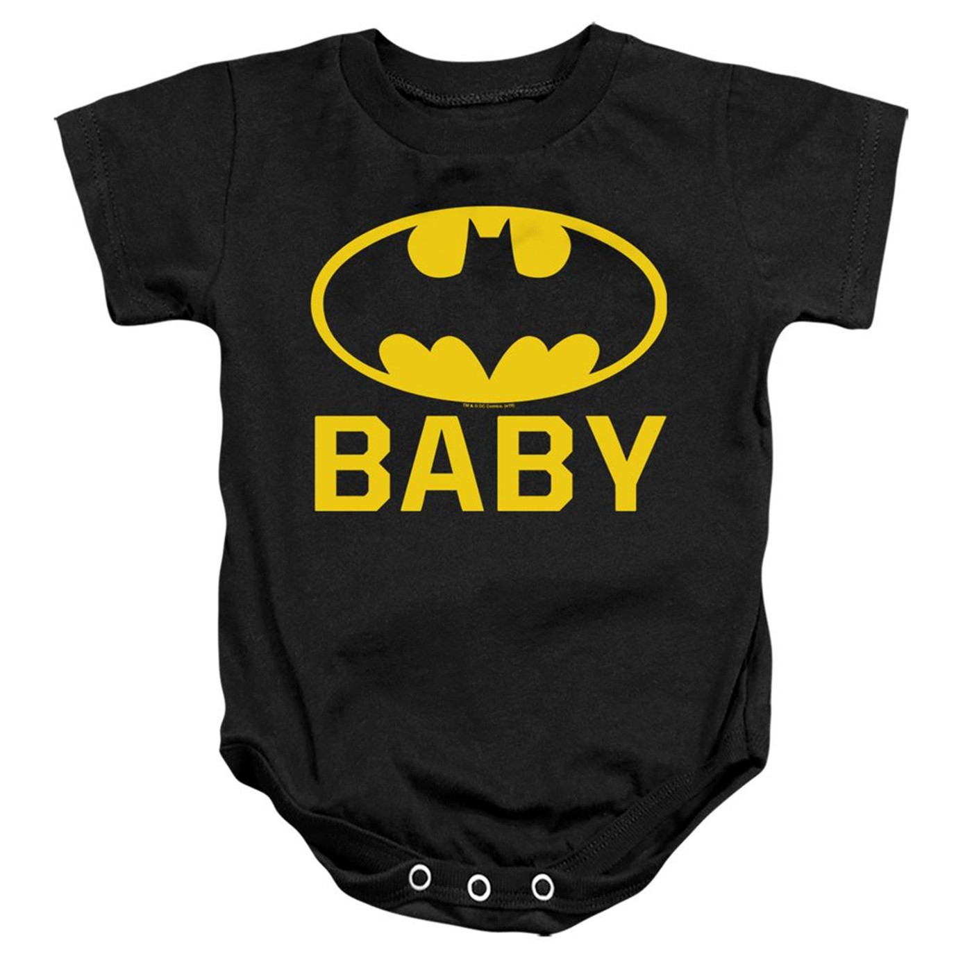 Bat Baby Batman Snapsuit