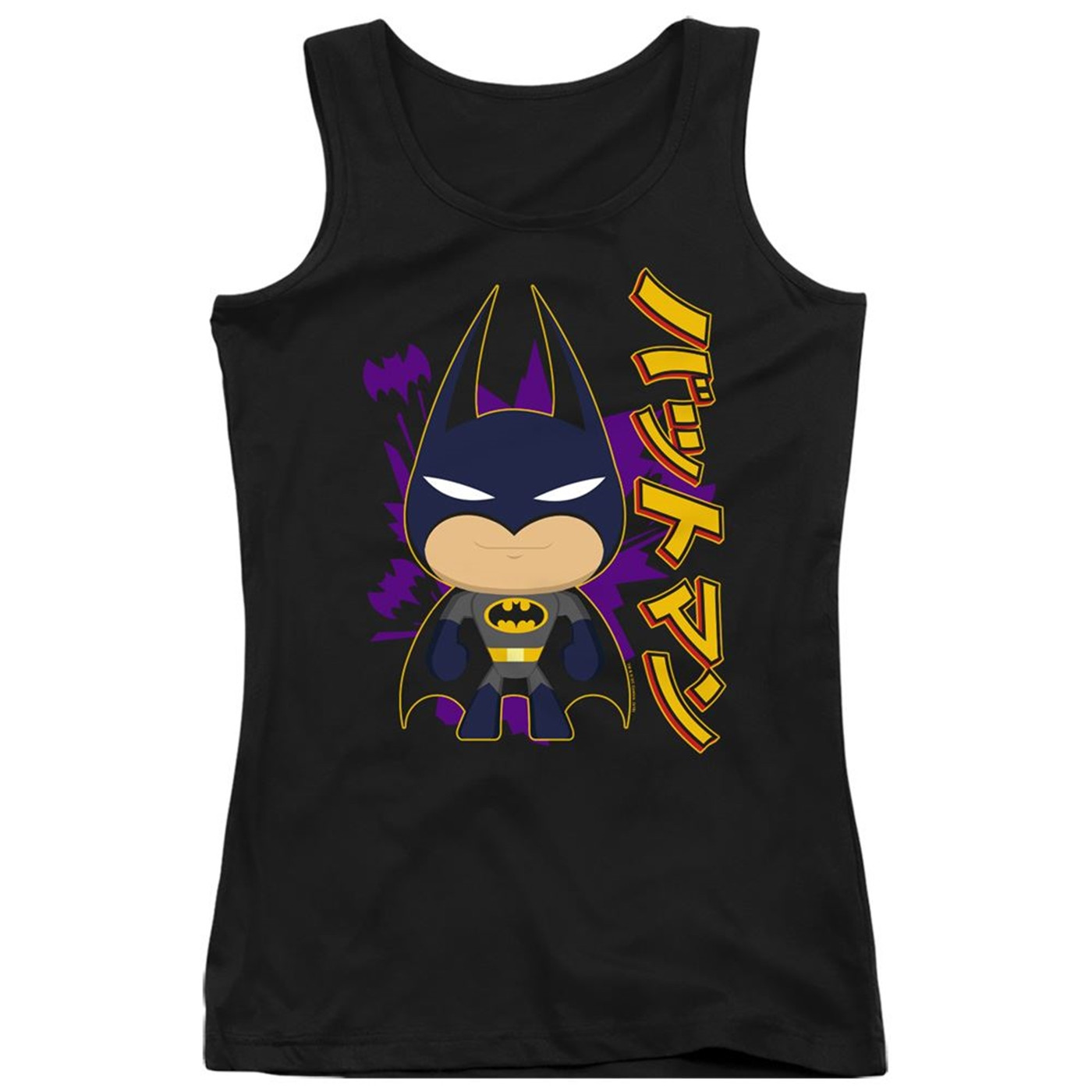 Batman Cute Kanji Women's Tank Top