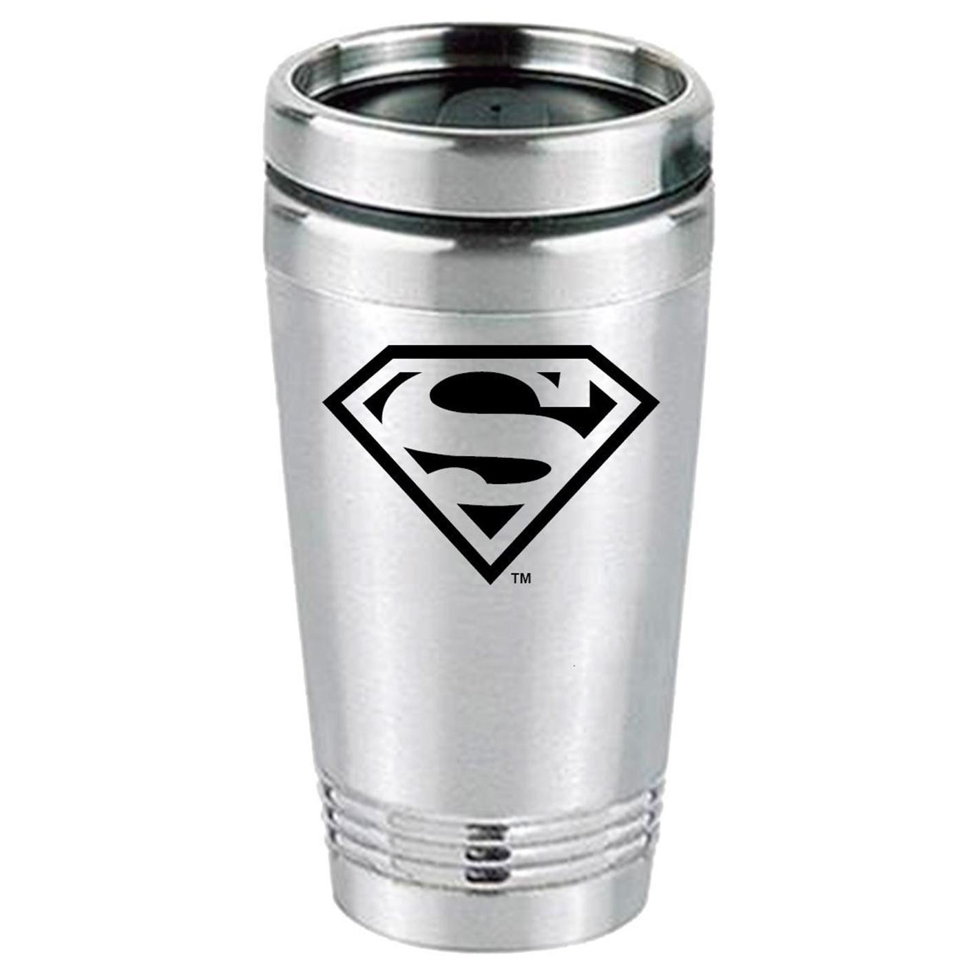 Superman Travel Tumbler