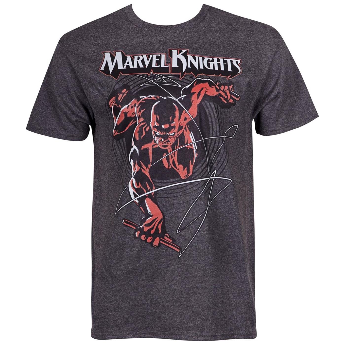 Daredevil Marvel Knights Men's T-Shirt