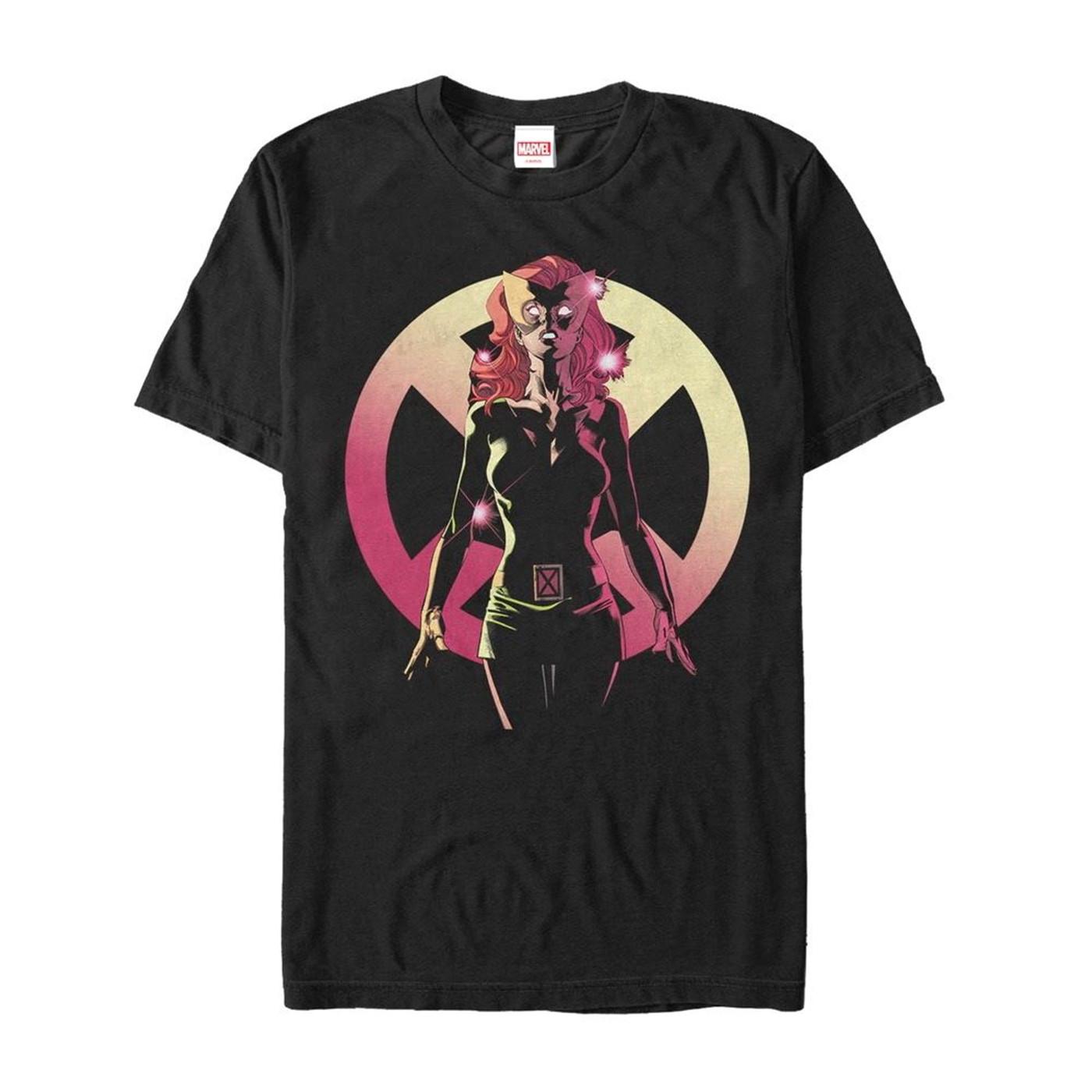 X-Men Phoenix Enemy Mind Men's T-Shirt