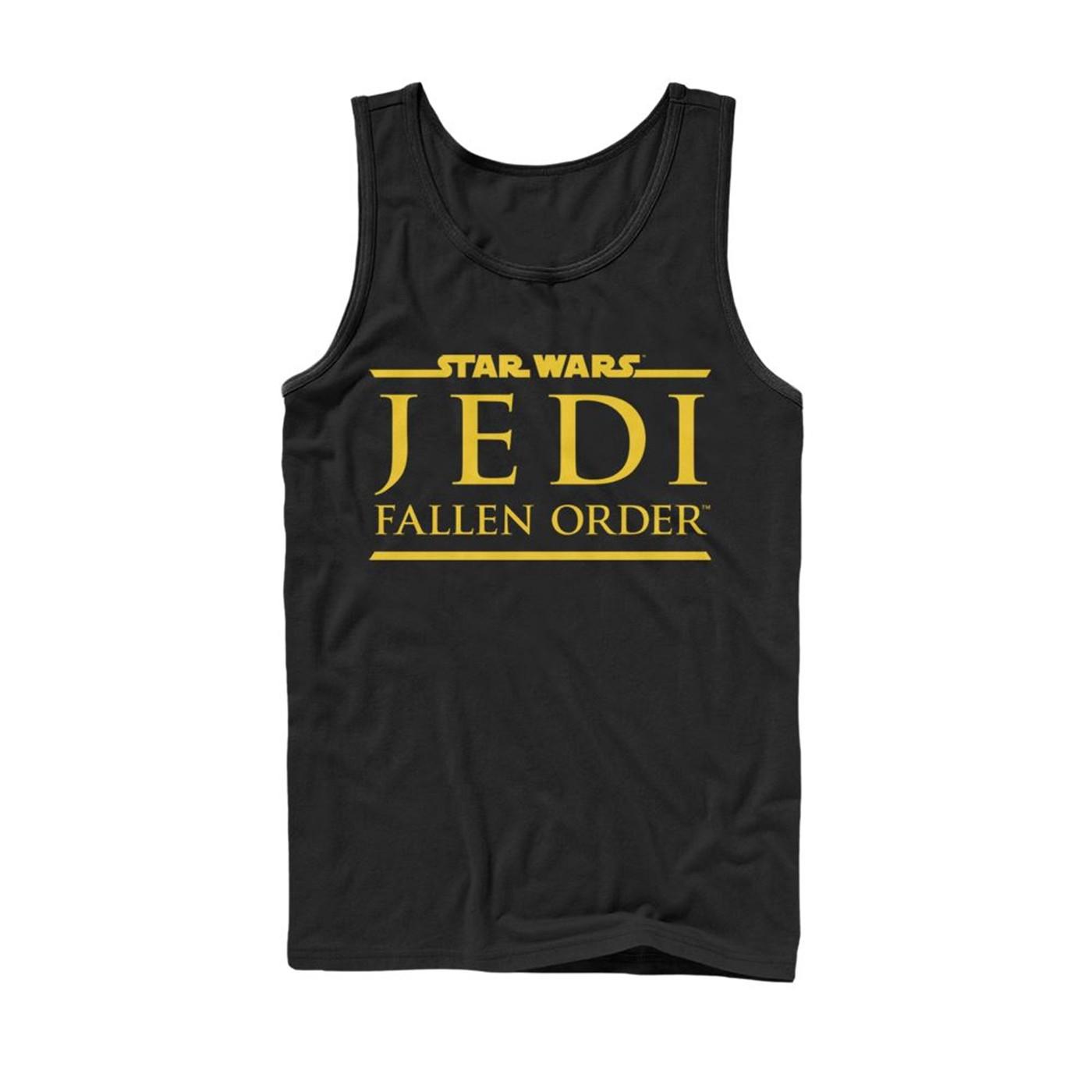 Star Wars Jedi Fallen Order Men's Tank Top