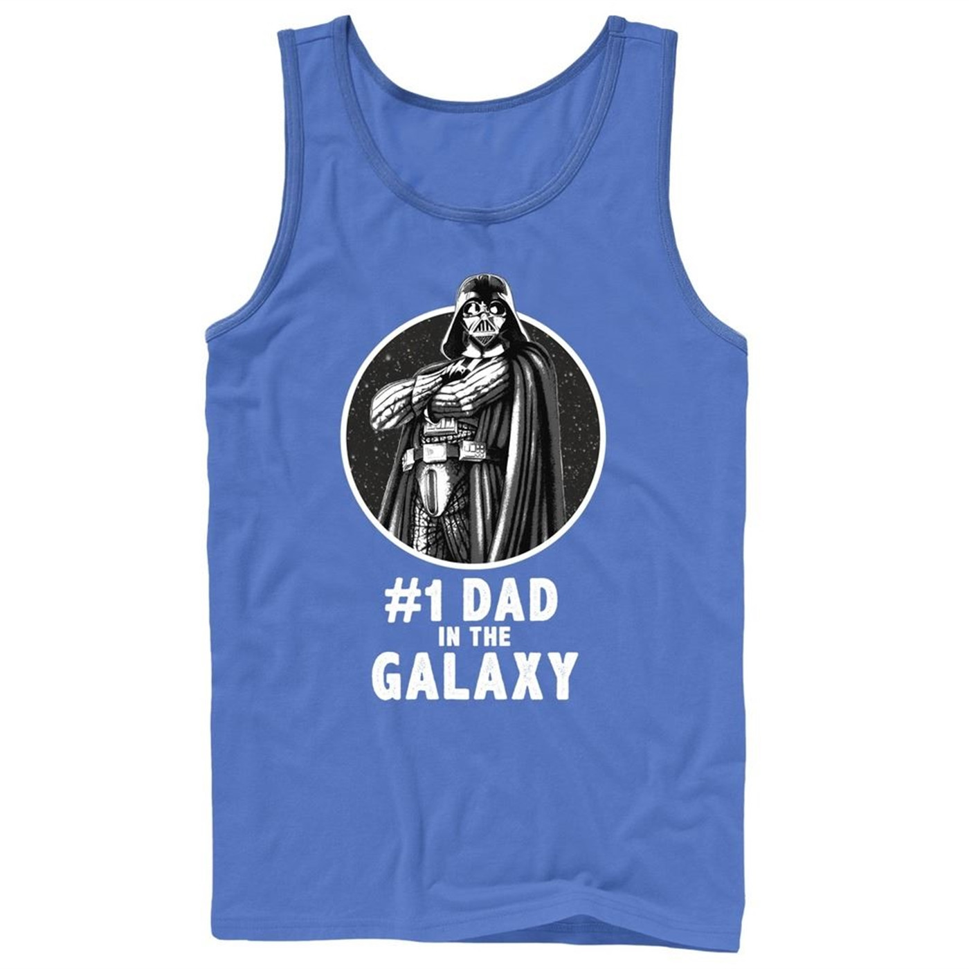 Darth Vader Best Dad Tank Top
