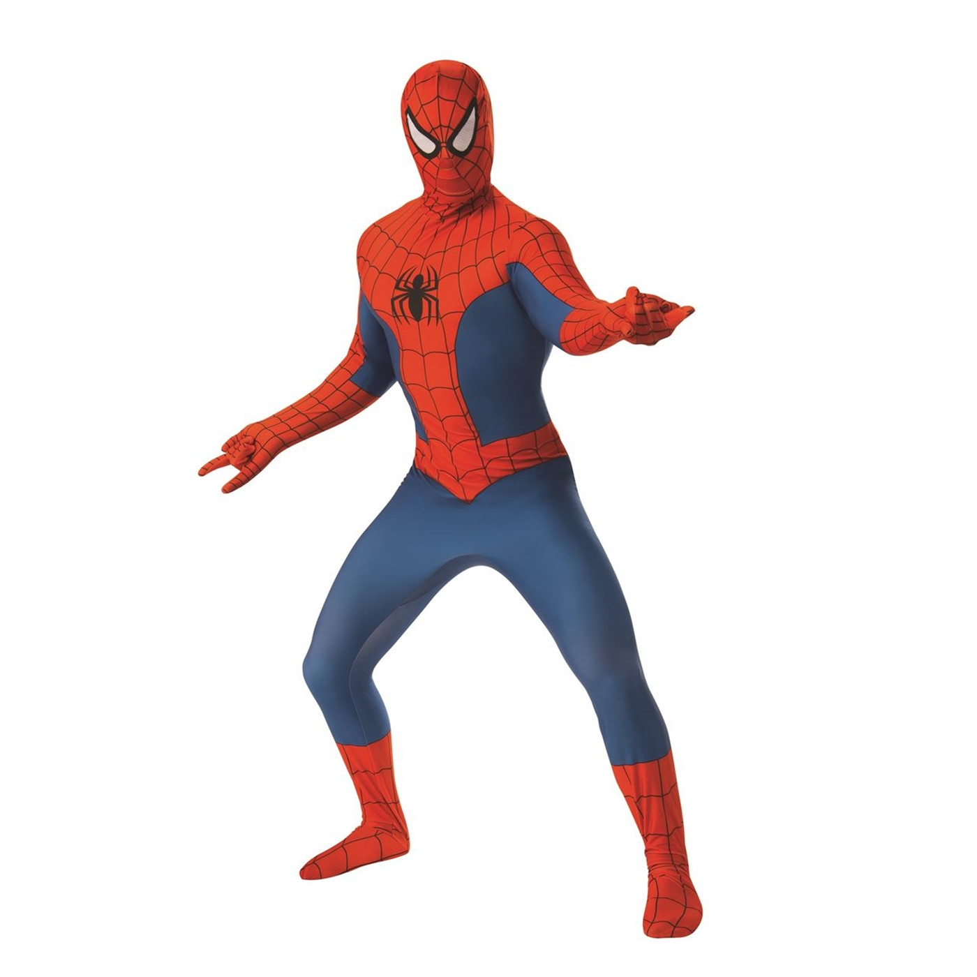 Spider-Man Latex Costume Suit