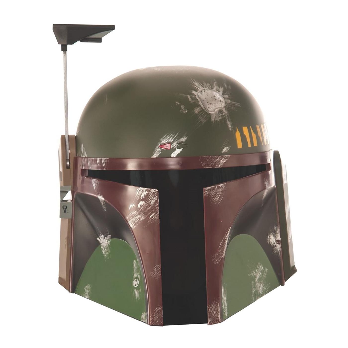 Star Wars Boba Fett Deluxe Mask