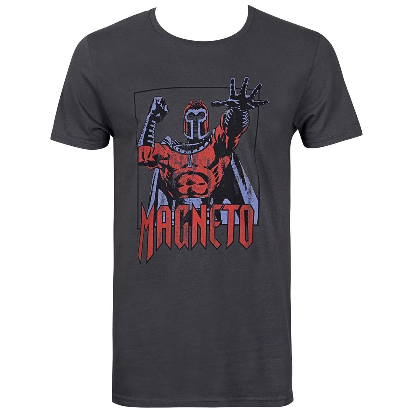 X-Men Magneto Control Men's T-Shirt