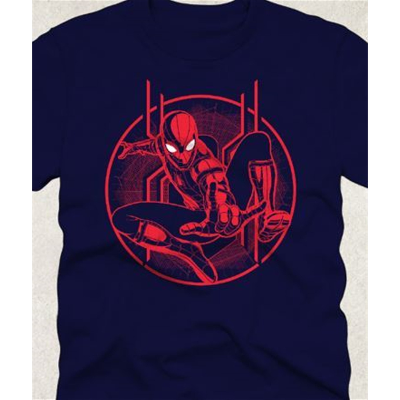Spider-man Far From Home Character and Symbol Women's T-Shirt