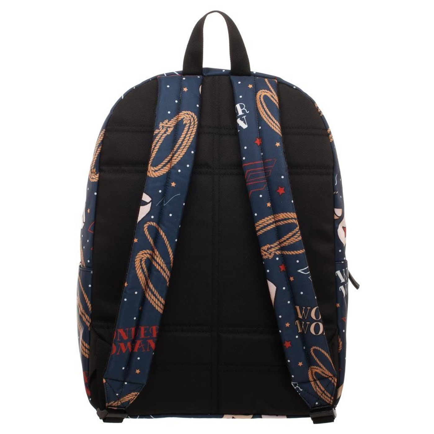 DC Comics Wonder Woman Double Zip Backpack