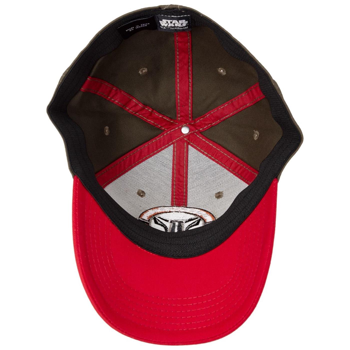 Star Wars Boba Fett Stretch Fit Hat